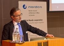 Johan Vetlesen, Nafta- ja energiaministeerium (Norra)