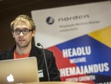 Madis Tilga, Roheviku projektijuht Põhjamaade Ministrite Nõukogu Eesti esinduses
