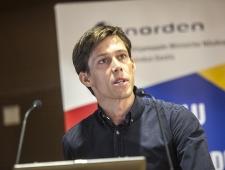 Christian Fredricsson, Nordregio