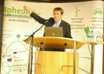 Marco Steinberg, Soome Innovatsioonifond Sitra