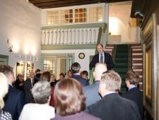 Kõneleb Berth Sundström, Põhjamaade Ministrite Nõukogu Eesti esinduse direktor