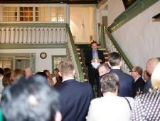 Kõneleb Kenneth Broman, Põhjamaade Ministrite Nõukogu peasekretäri nõunik