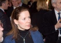 Merli Lindberg, Taani-Eesti Kaubanduskoja sekretär