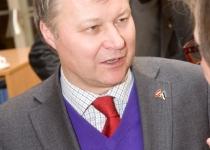 Hr Karlis Eihenbaums, Läti suursaadik Eestis