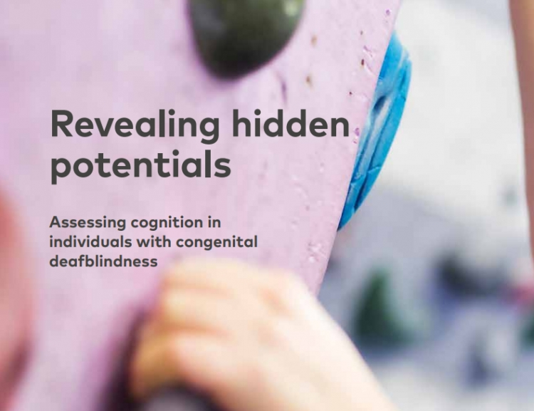 Publication: Revealing hidden potentials – Assessing cognition in individuals with congenital deafblindness