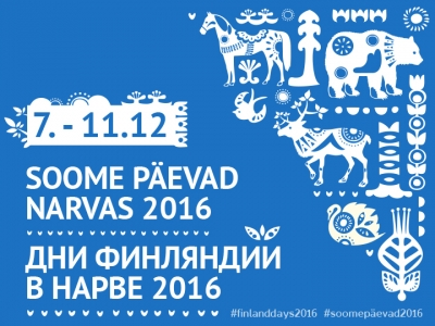 Finnish Days in Narva 2016 present Finnish culture, business activities and even sports