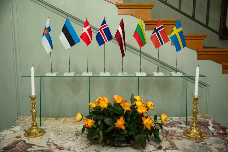 Cooperation with Nordic countries is important to Estonians