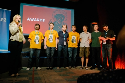 Creative Entrepreneurship Academy hackathon winners are running for the finals of Creative Business Cup in Denmark