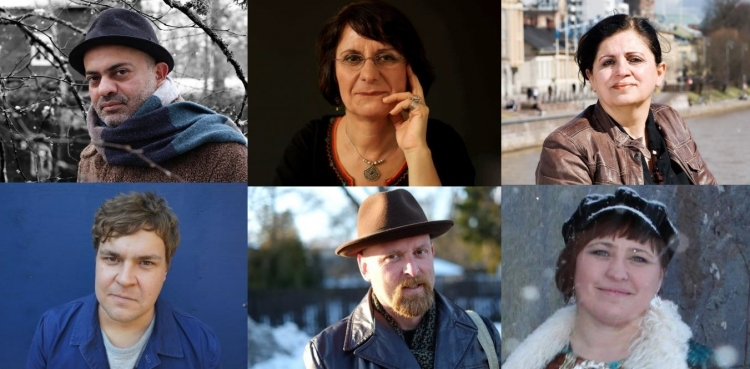 Nordic Writers Crossing Borders 2016